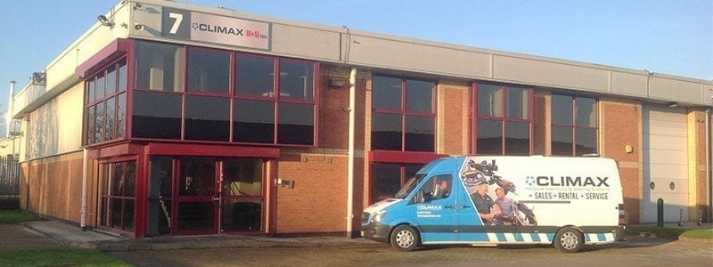 CLIMAX and H&S Tool UK Headquarters
